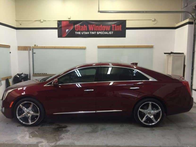 Utah Window Tint Cadillac