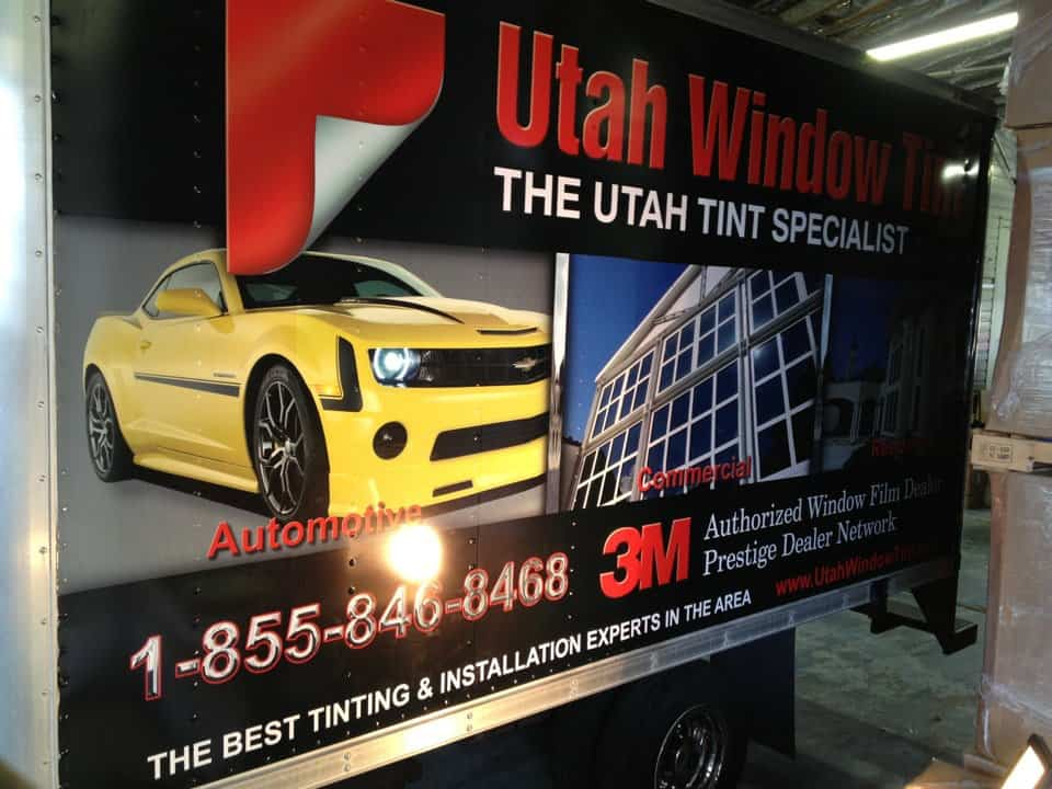 Utah Window Tint | Sandy, Utah