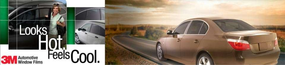 3M Automotive Windows Films Utah
