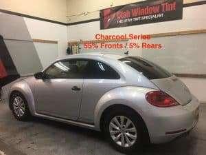 Utah Window Tint for Volkswagen Beetle
