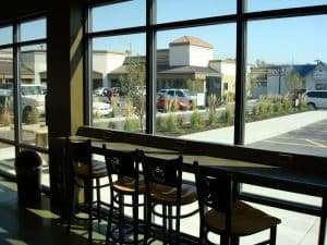 Commercial Window Tinting Service in Sandy Utah and nearby areas